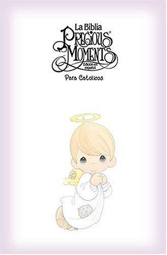 9780899225951: LA Biblia Precious Moments: Para Catolicos