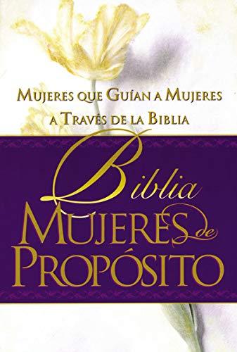 9780899226019: Biblia Mujeres De Propósito_tapa Dura