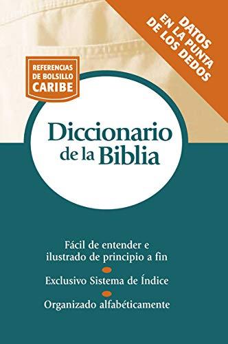 9780899226262: Diccionario De La Biblia Serie Referencias De Bolsillo