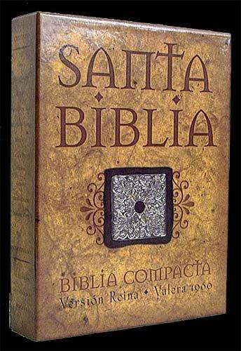 9780899226378: Compact Bible-RV 1960