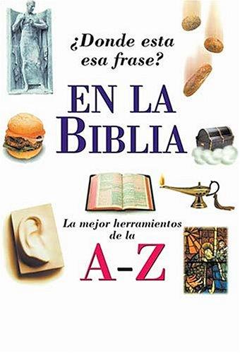9780899226521: Esta Esa Frase En LA Biblia