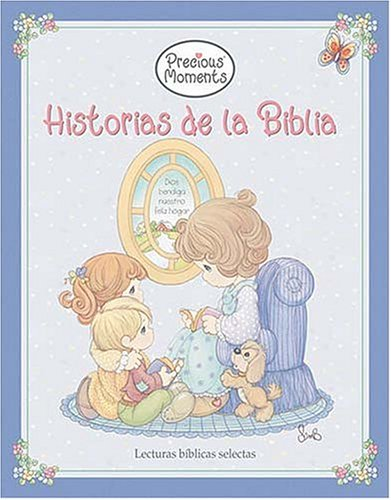 9780899226538: Precious Moments Historias De LA Biblia (Spanish Edition)