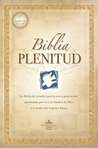 9780899227054: Biblia Plenitud tamaño manual (Spirit-Filled Life Bibles) (Spanish Edition)