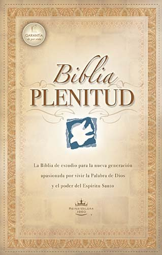 9780899227061: Biblia Plenitud (Spirit-Filled Life Bibles)