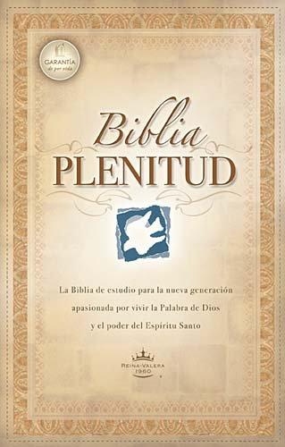9780899227061: Biblia Plenitud (Spirit-Filled Life Bibles) (Spanish Edition)