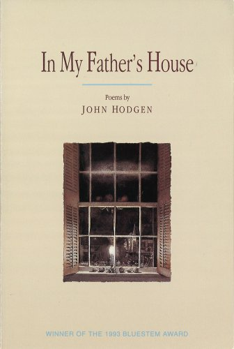 9780899241241: In My Father's House: Poems (Lynx House Press Poetry Series)