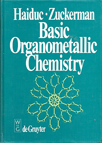 9780899250069: Basic Organometallic Chemistry