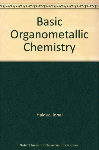 9780899250380: Basic Organometallic Chemistry