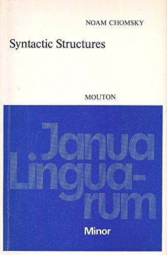 9780899250908: Syntactic Structures: 4 (Janua Linguarum Series Minor)