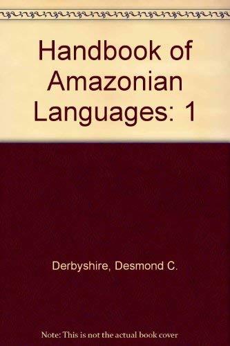 9780899251240: Handbook of Amazonian Languages
