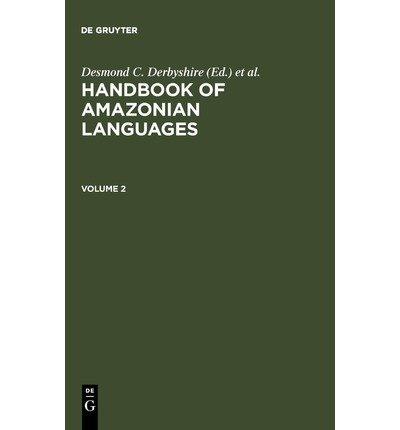9780899254210: Handbook of Amazonian Languages