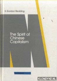 9780899256573: The Spirit of Chinese Capitalism