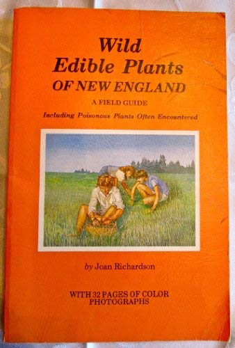 9780899330099: Wild edible plants of New England: A field guide : including poisonous plants often encountered