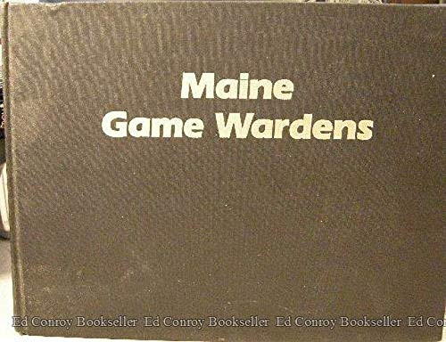 9780899330945: Maine game wardens