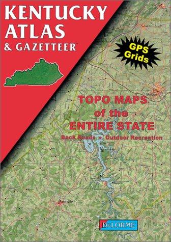 9780899332161: Kentucky Atlas