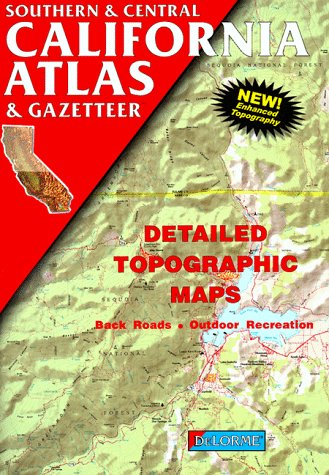 9780899332628: Southern California Atlas & Gazetteer (Delorme Atlas & Gazetteer)