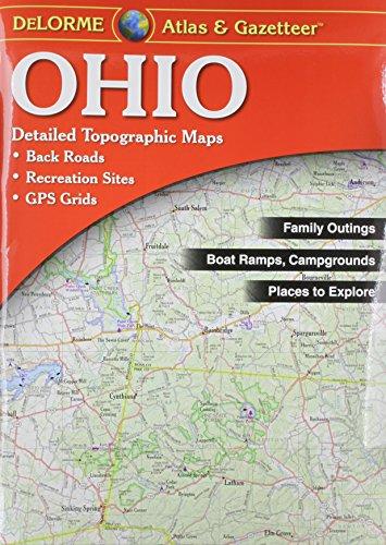 9780899332819: Ohio (State Maps-USA)