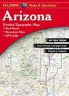 9780899333250: Arizona Atlas & Gazetteer