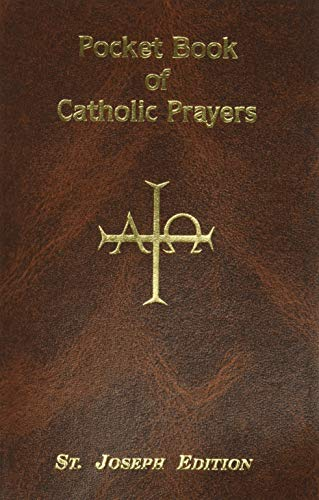 9780899420325: Pocket Book of Catholic Prayers (Pocket Book Series)