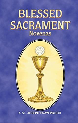 Blessed Sacrament Novenas: Lovasik S.V.D., Reverend