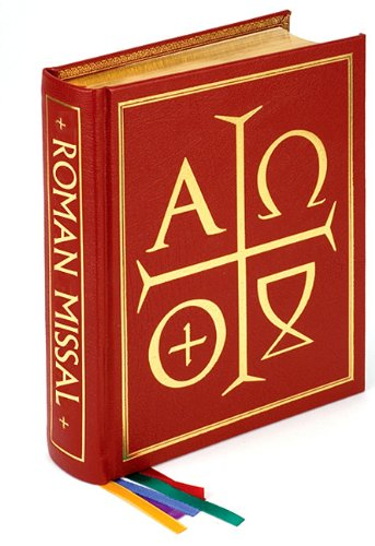 9780899420745: The Roman Missal: Altar Edition