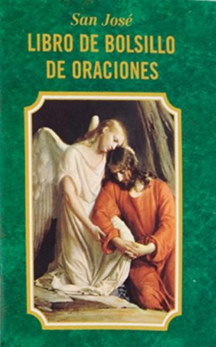 9780899420776: San Jose Libro de Bolsillo de Oraciones (English and Spanish Edition)