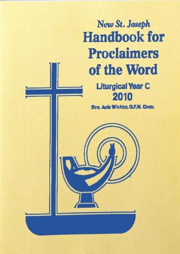 9780899420875: Handbook for Proclaimers of the Word, Cycle C