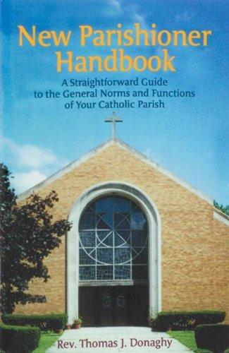 9780899421124: New Parishioner Handbook