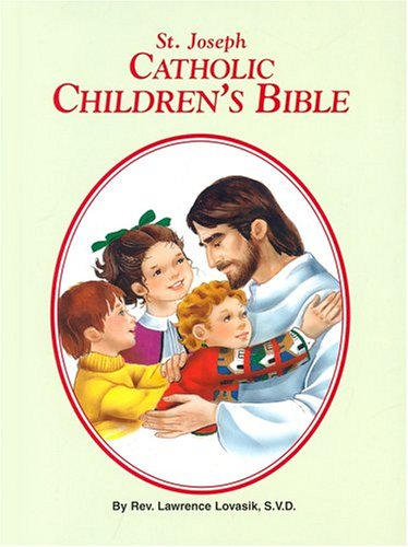 9780899421445: St. Joseph Catholic Children's Bible