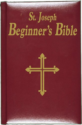 9780899421537: Saint Joseph Beginner's Bible