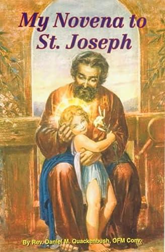 9780899421933: My Novena to Saint Joseph