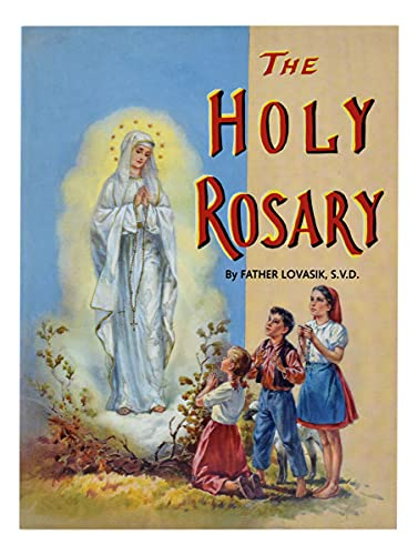 9780899422848: The Holy Rosary (St. Joseph Picture Books (Paperback))