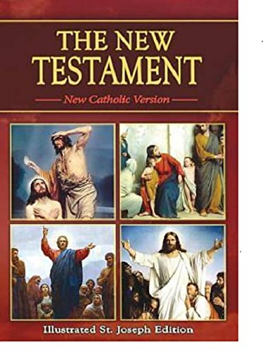 9780899423111: Saint Joseph New Testament-Nab