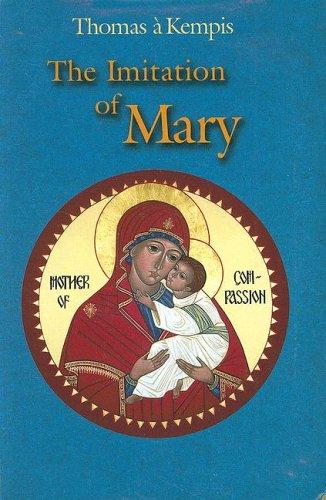 9780899423180: Imitation of Mary (Thomas a Kempis)