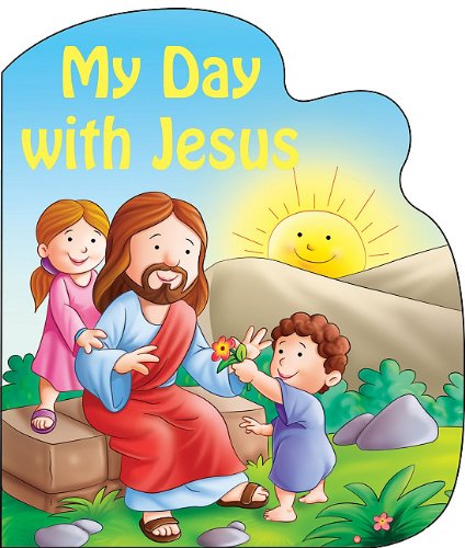 My Day with Jesus (St. Joseph Sparkle: catholic book publishing