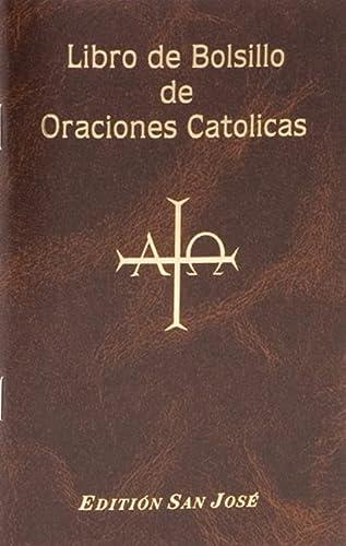 9780899423326: Libro de Bolsillo de Oraciones Catolicas (Spanish Edition)