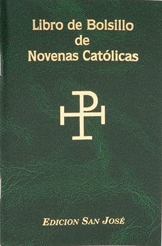 9780899423340: Libro de Bolsillo de Novenas Catolicas