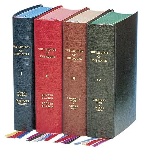 9780899424095: Liturgy of the Hours (4-Volume Set)