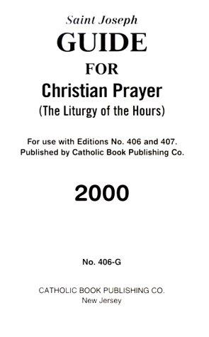 9780899424309: St. Joseph Christian Prayer Guide