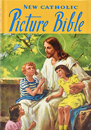 9780899424354: New Catholic Picture Bible/No. 435/22