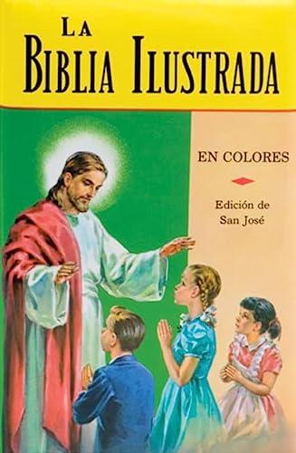 La Biblia Ilustrada: La Historia Sagrada en: Rev. Lawrence G.