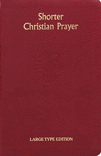 9780899424538: Shorter Christian Prayer