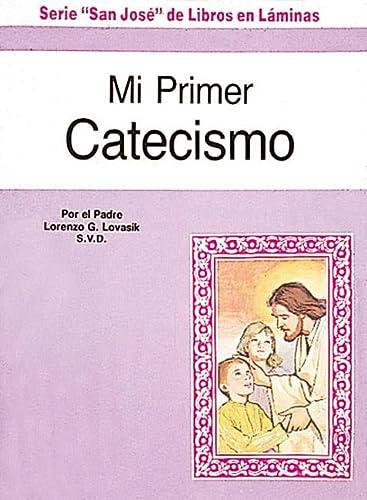 Mi Primer Catecismo (St. Joseph Children's Picture: Lovasik, Lawrence G.