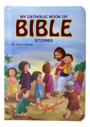9780899425481: My Catholic Book of Bible Stories (St. Joseph Kids' Books)