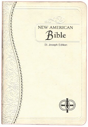 Saint Joseph Medium Bible-NABRE: Confraternity of Christian Doctrine