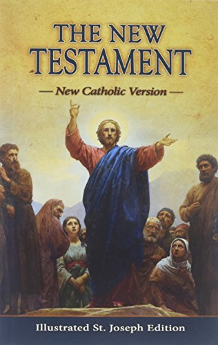 New Testament: Good News Translation/Saint Joseph Pocket: Catholic Book Publishing