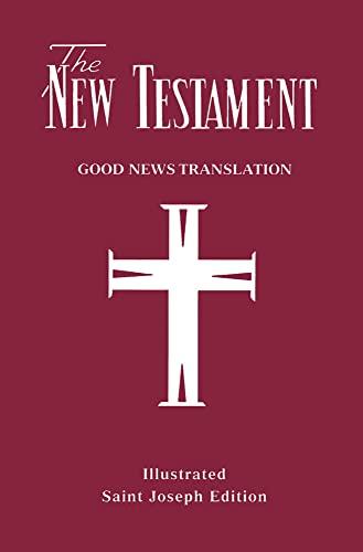 9780899426303: New Testament: Good News Translation/Saint Joseph Pocket Edition