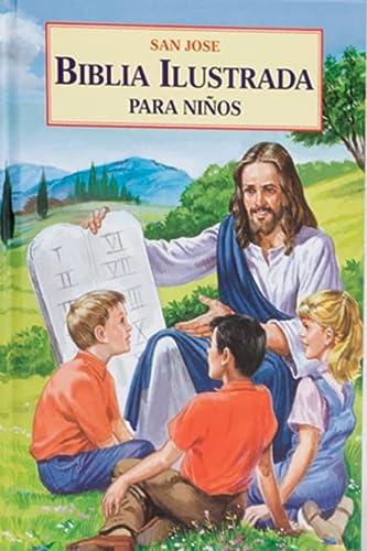 9780899426365: Biblia Ilustrada Para Ninos