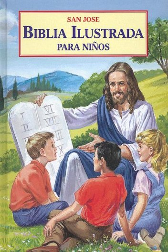 9780899426365: Biblia Ilustrada Para Ninos (Spanish Edition)