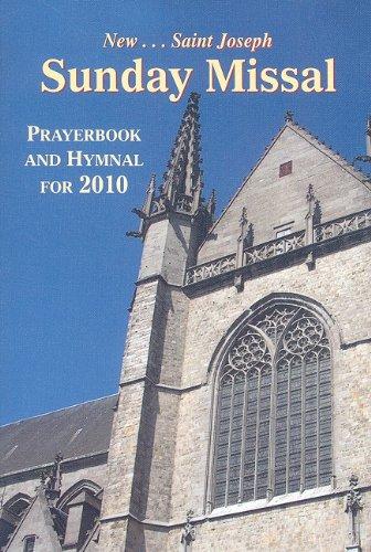 9780899426372: Saint Joseph Sunday Missal Prayerbook and Hymnal